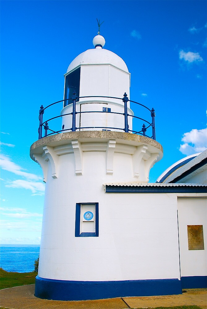 Little Lighthouse by peasticks