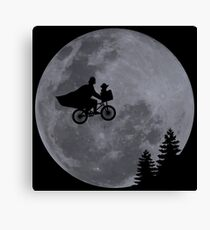 Escaping to the Dark Side Canvas Print