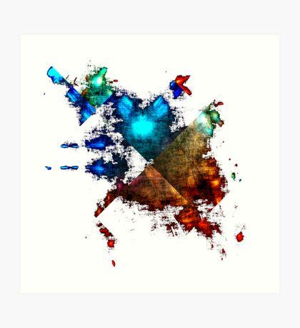 Abstract_040612 Art Print