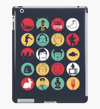 And Now for Something Completely Different  iPad Case/Skin