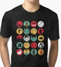 And Now for Something Completely Different  Tri-blend T-Shirt