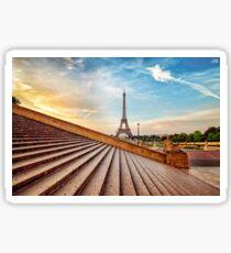 Paris HDR Sticker
