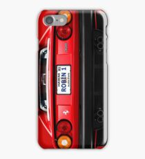 """Robin 1""  Magnum Hawaii Plate iPhone Case/Skin"