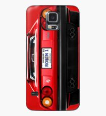 """Robin 1""  Magnum Hawaii Plate Case/Skin for Samsung Galaxy"