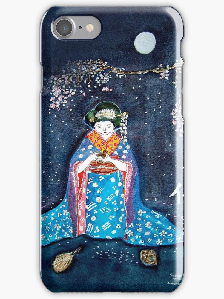 COMPASSION PHONE CASE by Shoshonan