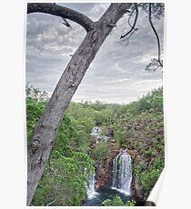 Florence Falls Poster