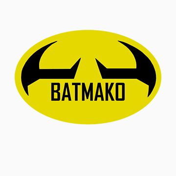 Batmako by Mako-in-Mordor