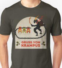 Gruss vom Krampus Unisex T-Shirt