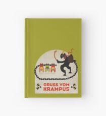 Gruss vom Krampus Hardcover Journal