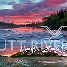 Hutt River 2 by Ken Wright