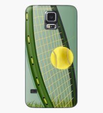 Tennis Champ  iPhone 5 Case / iPhone 4 Case / Samsung Galaxy Cases   Case/Skin for Samsung Galaxy