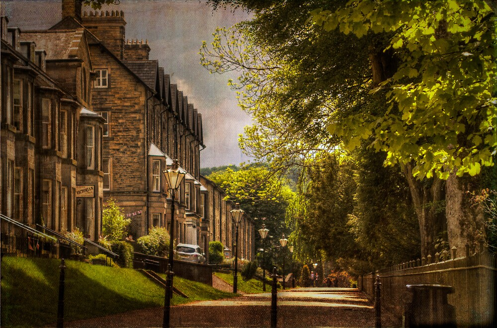 Buxton Cottages by cavan michaelides