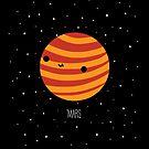 Mars by Sarah Crosby
