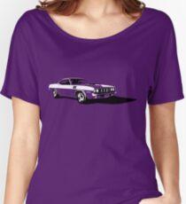 Plymouth Hemi 'Cuda Women's Relaxed Fit T-Shirt