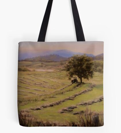 Last Row Tote Bag