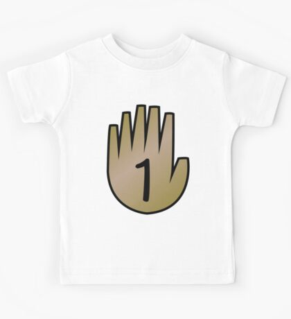 1 Hand Book From Gravity Falls Kids Clothes