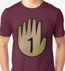 1 Hand Book From Gravity Falls T-Shirt
