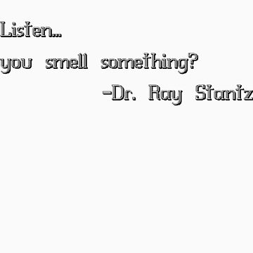 Dr. Ray Stantz by Matthewlraup