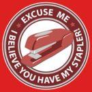 Excuse Me by DetourShirts