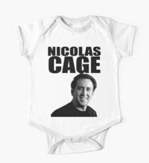 Nicolas Cage One Piece - Short Sleeve