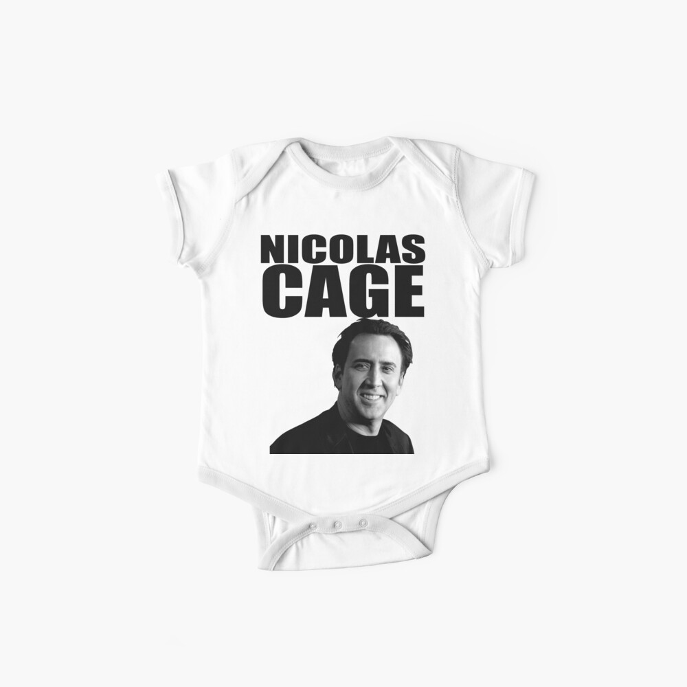 Nicolas Cage Baby Bodys