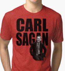 Carl Sagan Tri-blend T-Shirt