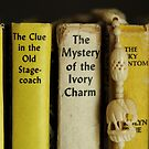 Mystery of the Ivory Charm by Olivia Plasencia