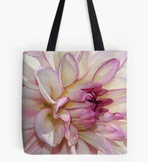 Single Dahlia Tote Bag