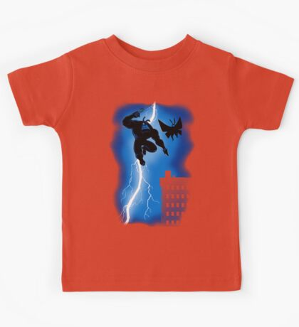 The Blue Mite Returns Kids Clothes
