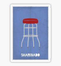 It's a Sharknado! Sticker