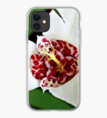 Crimson Purity - iPhone case iPhone Case