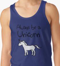 Always Be A Unicorn Tank Top