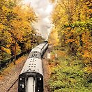 Autumn Steam by SWEEPER