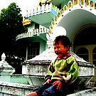 Child of Burma by dher5