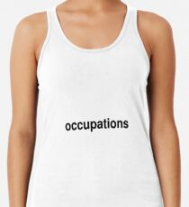 occupations Women's Tank Top