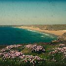 Perranporth Cornwall UK by Simon Marsden