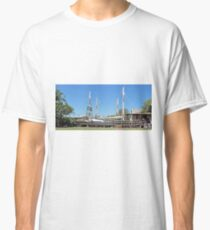 Pearling Lugger, Broome, Western Australia Classic T-Shirt