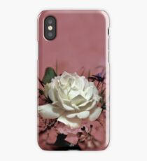 How to Stand Out In a Crowd by I M Rose iPhone Case