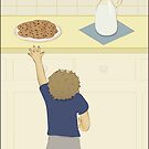 Reaching for cookies by mogencreative