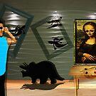 Night In the Museum  by Jortiz619