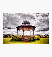 The Bandstand 2 Photographic Print