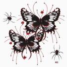 LOVE SPIDERS NOVA  by Michelle Scott