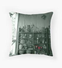 Gerhard se Huis (The House of Gerhard) Throw Pillow