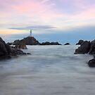 Corbiere Lighthouse  by Alicja Ludwikowska