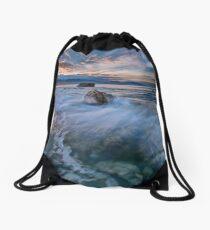 Kaikoura Driftline Blues Drawstring Bag