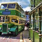 Southdown Bus by John Lines