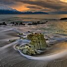 Kaikoura Limestone Drift by Ken Wright