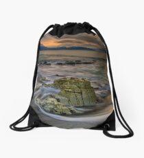 Kaikoura Limestone Drift Drawstring Bag