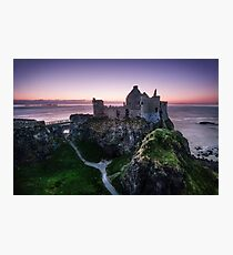 Dunluce Castle Photographic Print