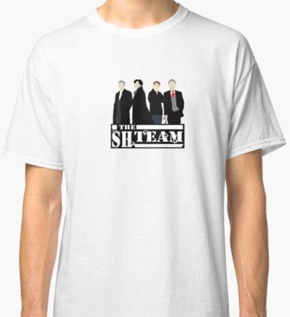 Sherlock Holmes - A Team Parody Classic T-Shirt